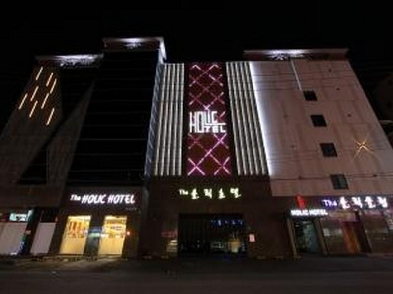 The Holic Tourist Hotel - Hotels and Accommodation in South Korea, Asia