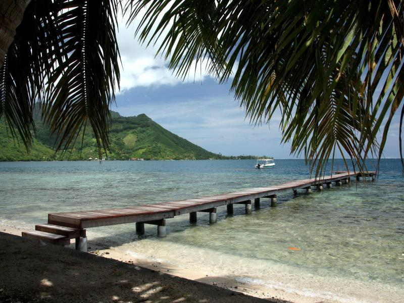 Fare Vaihere - Hotels and Accommodation in French Polynesia, Pacific Ocean And Australia