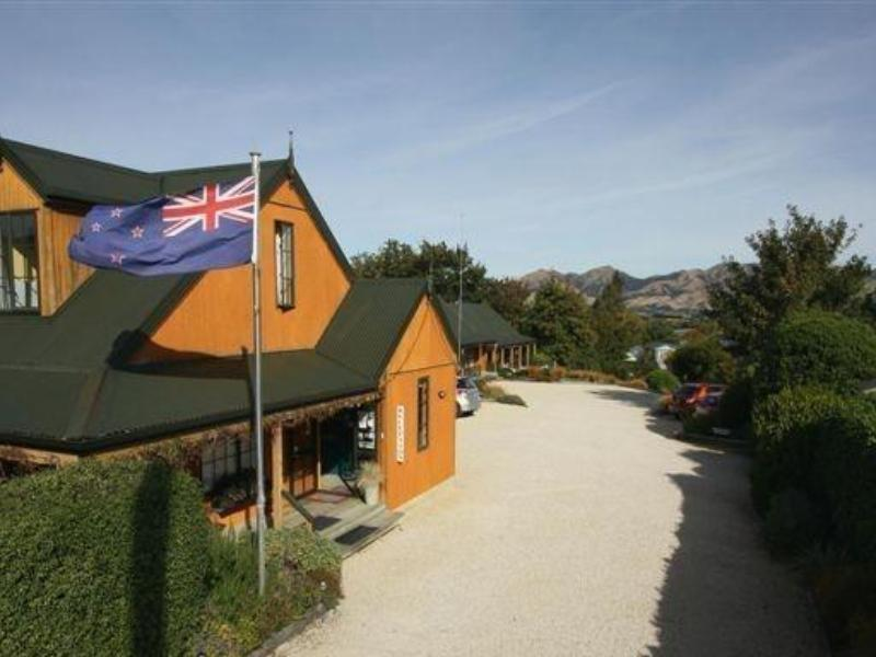Alpine Garden Motel - Hotels and Accommodation in New Zealand, Pacific Ocean And Australia