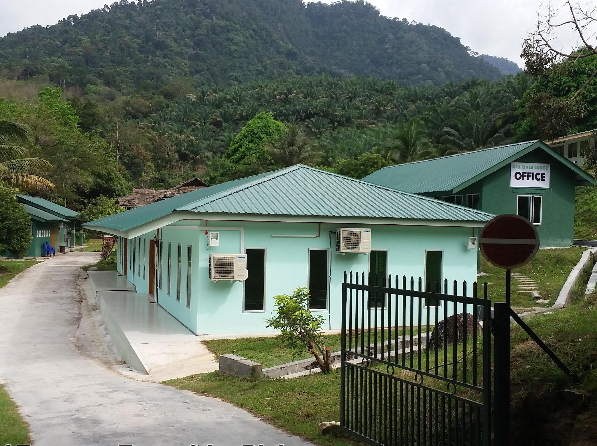 Ulu River Lodge Gopeng - Exterior