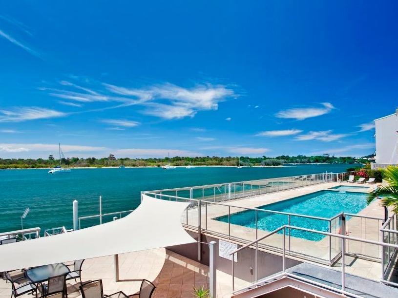 Noosa Shores Resort - Hotell och Boende i Australien , Noosa