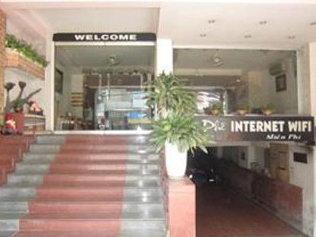 Vien Ngoc Xanh 3 Hotel - Hotell och Boende i Vietnam , Ho Chi Minh City