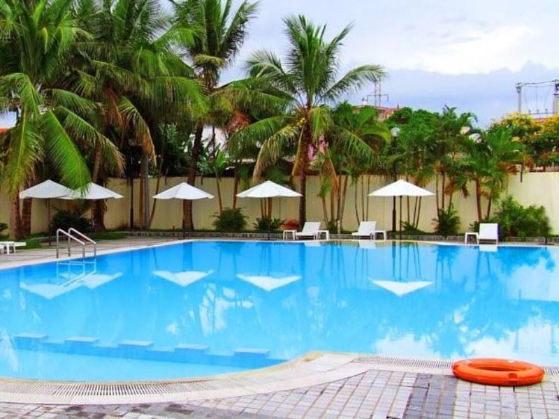 Sunflower International Village - Hotell och Boende i Vietnam , Haiphong