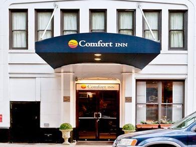 Comfort Inn Central Park West Hotel