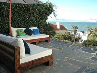 Blue On Blue Bed and Breakfast Cape Town - Terrace Area
