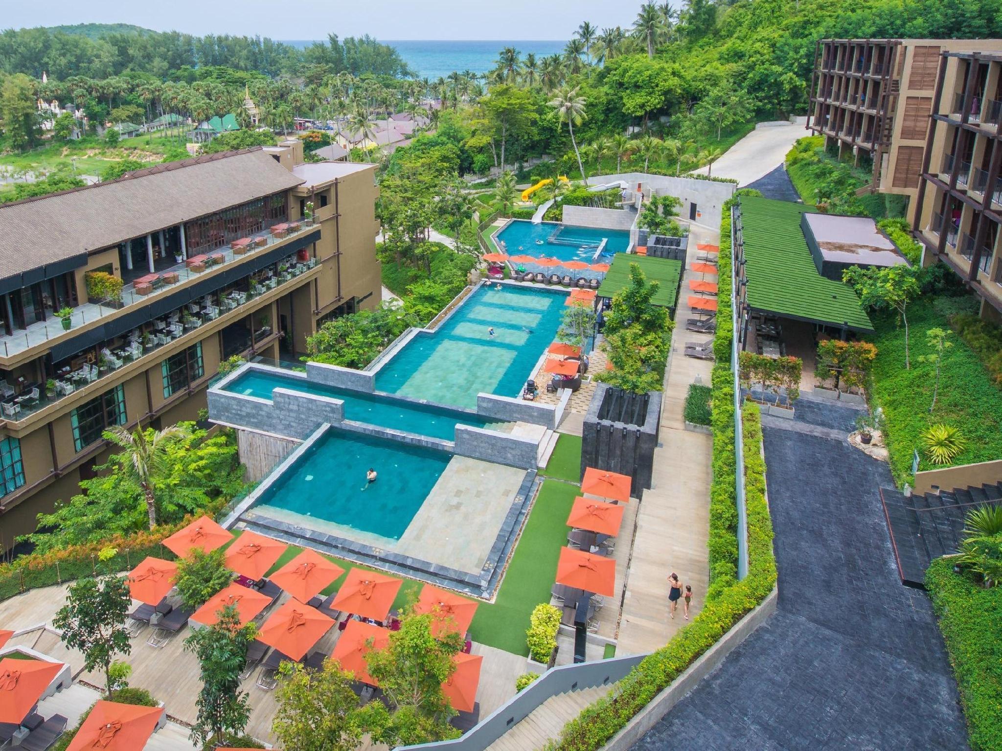 Hotell U Sunsuri Phuket Hotel i Naiharn, Phuket. Klicka för att läsa mer och skicka bokningsförfrågan