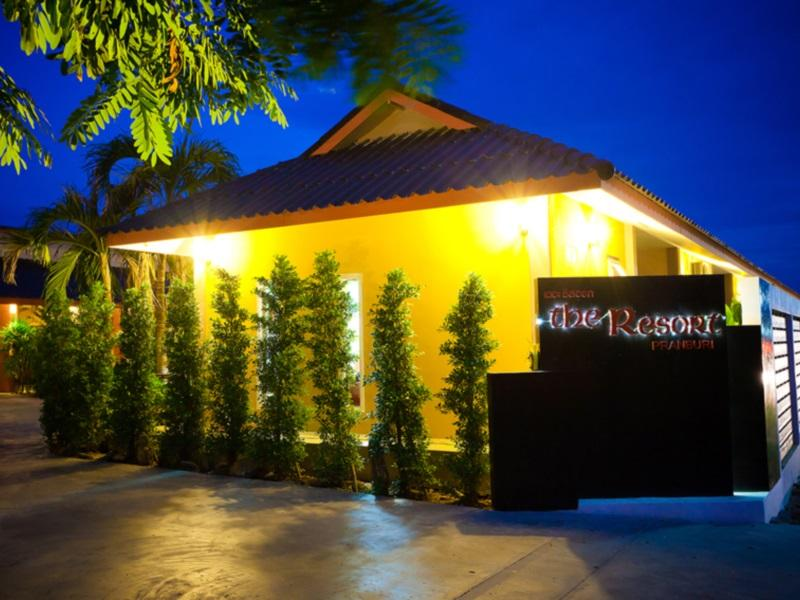 The Resort Pranburi - Hotels and Accommodation in Thailand, Asia