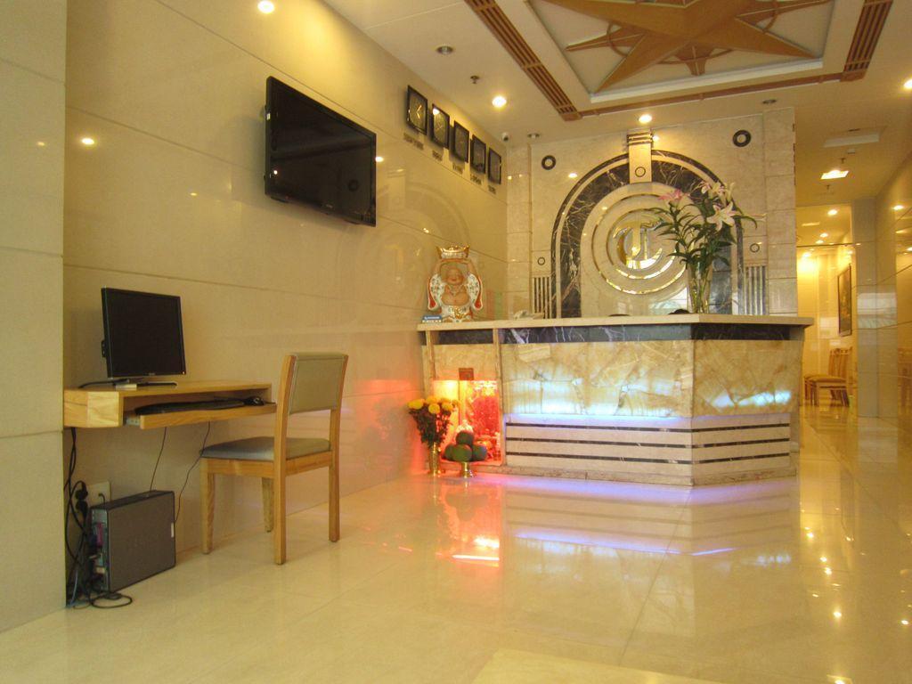 Tuan Ngoc Hotel - Hotell och Boende i Vietnam , Ho Chi Minh City