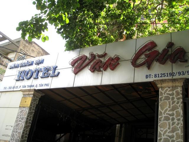 Van Gia Hotel - Hotell och Boende i Vietnam , Ho Chi Minh City