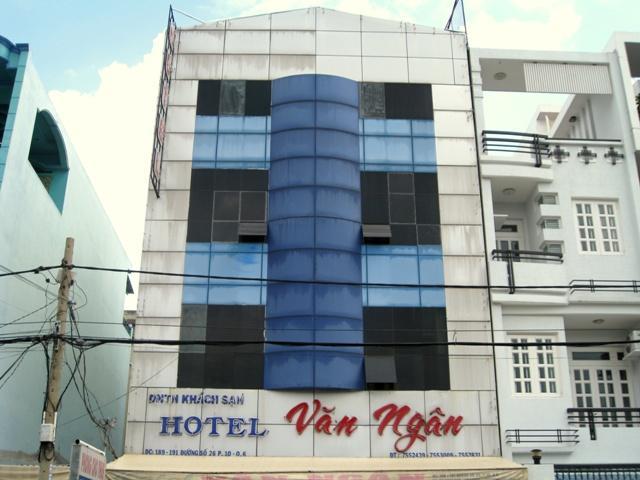 Van Ngan 1 Hotel - Hotell och Boende i Vietnam , Ho Chi Minh City