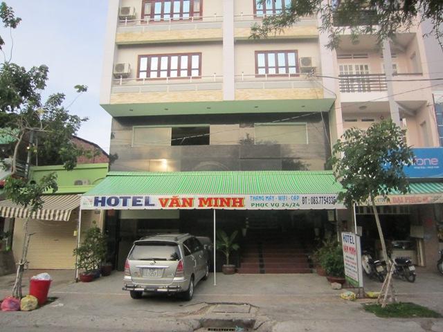 Van Minh Hotel - Hotell och Boende i Vietnam , Ho Chi Minh City