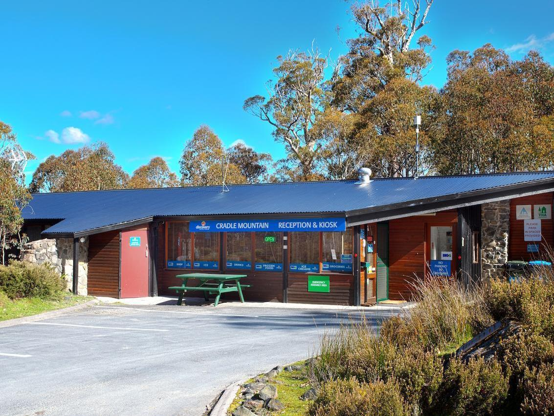 Discovery Holiday Parks- Cradle Mountain Accommodation - Hotell och Boende i Australien , Cradle Mountain