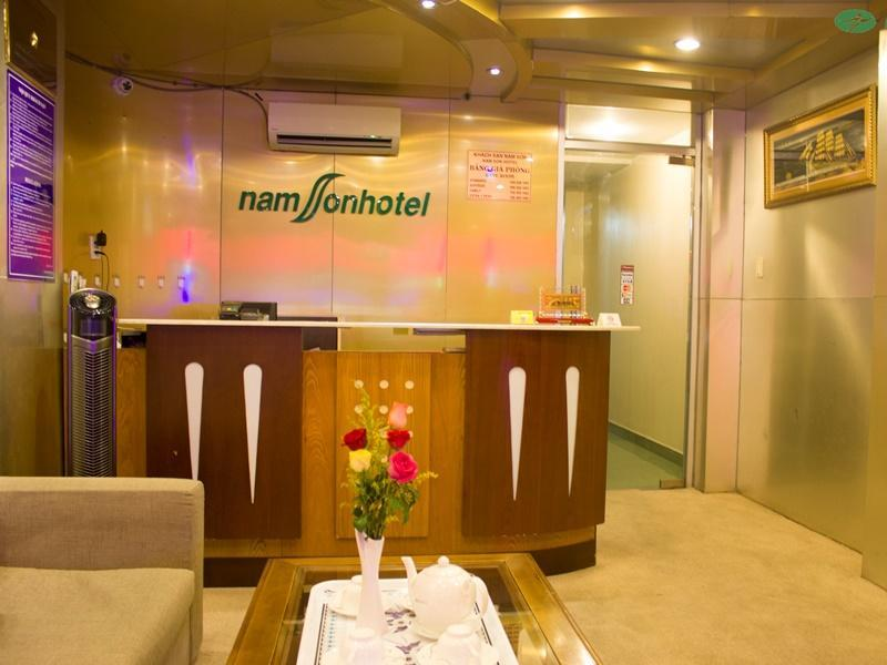 Nam Son Hotel - Hotell och Boende i Vietnam , Ho Chi Minh City