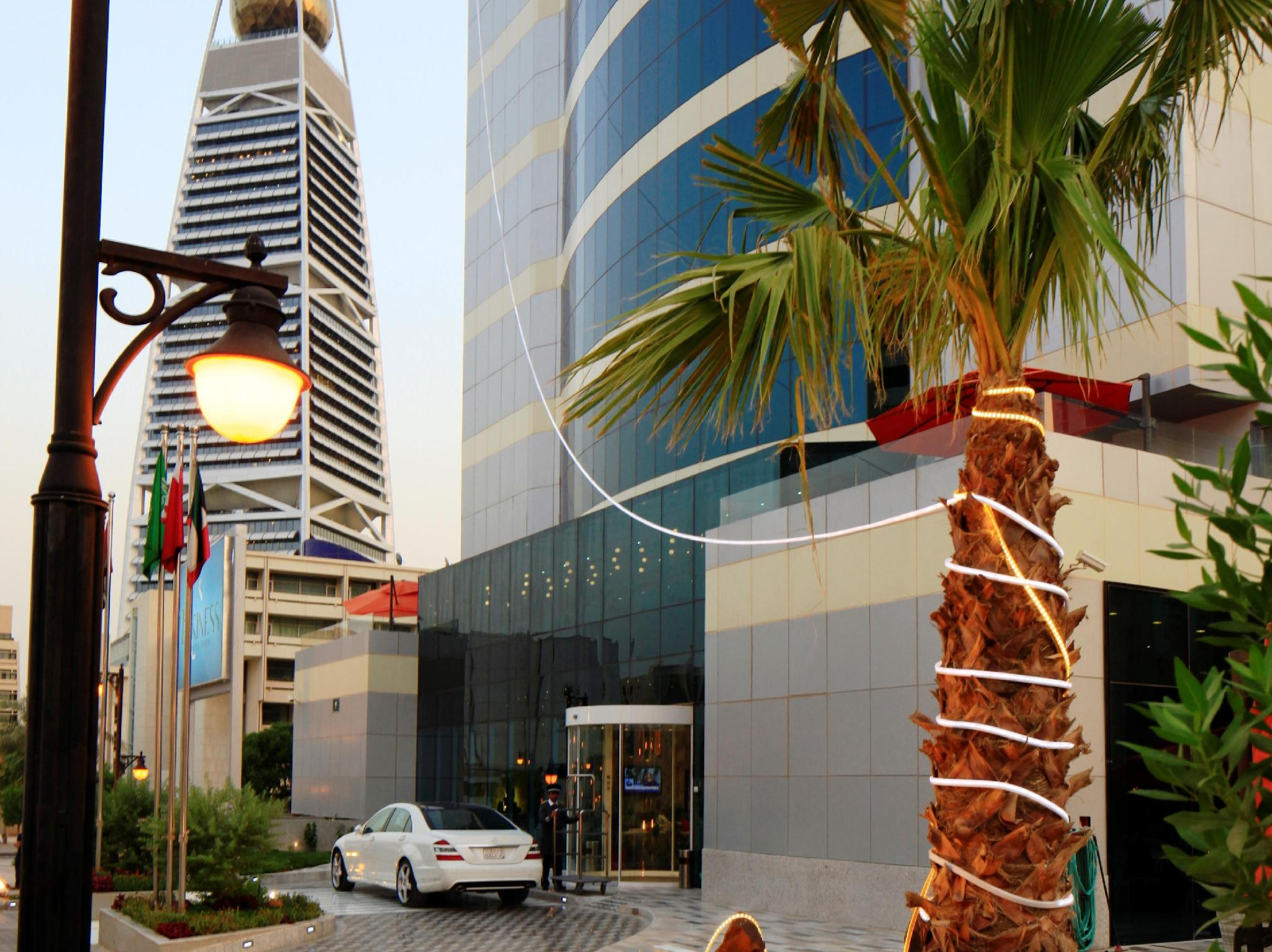 The Business Boutique Hotel - Hotels and Accommodation in Saudi Arabia, Middle East
