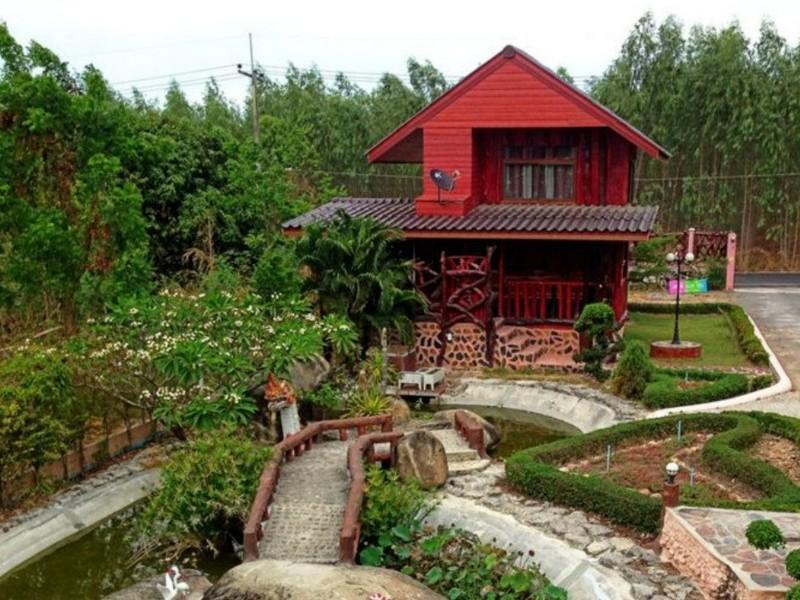 เคทีพีแอทโฮม สวนผึ้ง : ที่พักสวนผึ้ง จ.ราชบุรี