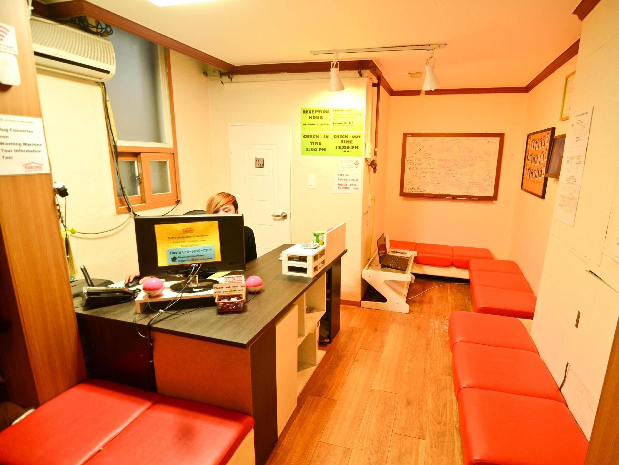 Kimchee Myeongdong Guesthouse - Hotels and Accommodation in South Korea, Asia