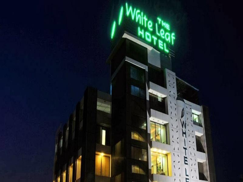 The White Leaf Hotel - Hotel and accommodation in India in Ahmedabad