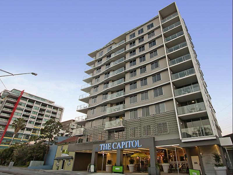 The Capitol Apartments - Hotell och Boende i Australien , Brisbane
