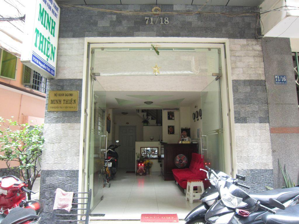 Hotell Minh Thien Hotel