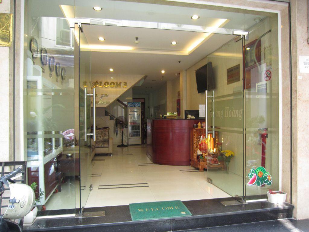 Bloom Hotel III ( Hoang Hoang Hotel) - Hotell och Boende i Vietnam , Ho Chi Minh City
