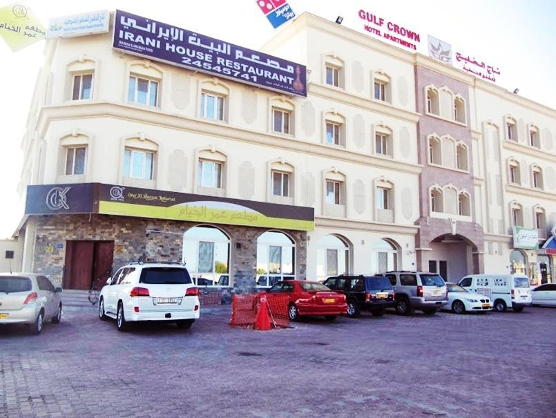 Gulf Crown Hotel Apartments - Hotels and Accommodation in Oman, Middle East