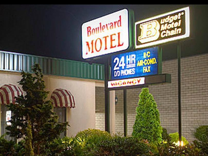 Boulevard Motel - Hotell och Boende i Australien , Stanthorpe