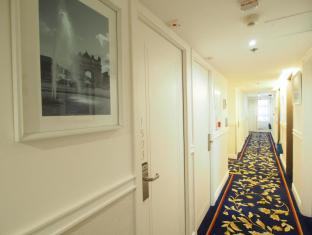mini hotel Causeway Bay Hong Kong - Hotel interieur