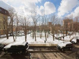 LikeHome Apartments Polyanka Moszkva - Kilátás