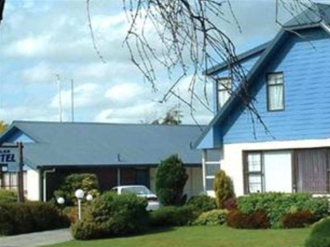 Ashlar Motel - Hotels and Accommodation in New Zealand, Pacific Ocean And Australia