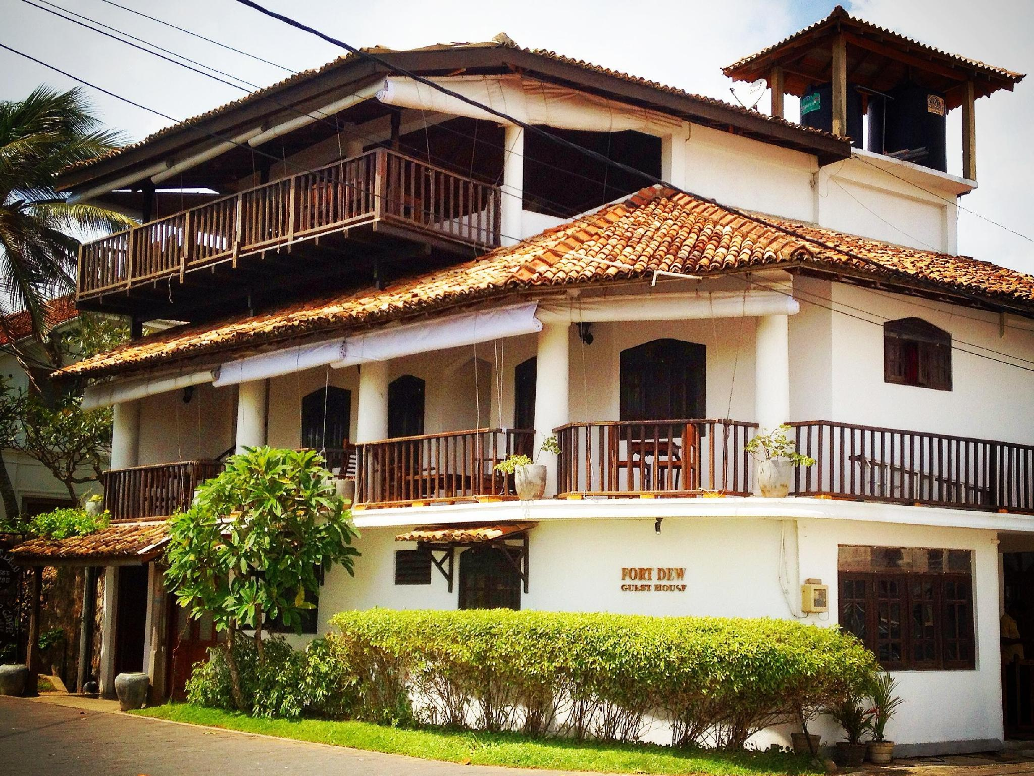 Fort Dew Villa - Hotels and Accommodation in Sri Lanka, Asia