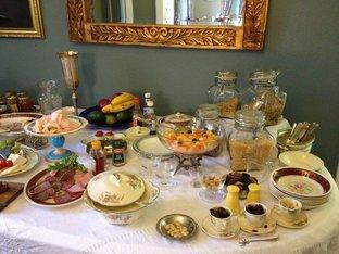 51 on Forest Drive Lodge Cape Town - Buffet