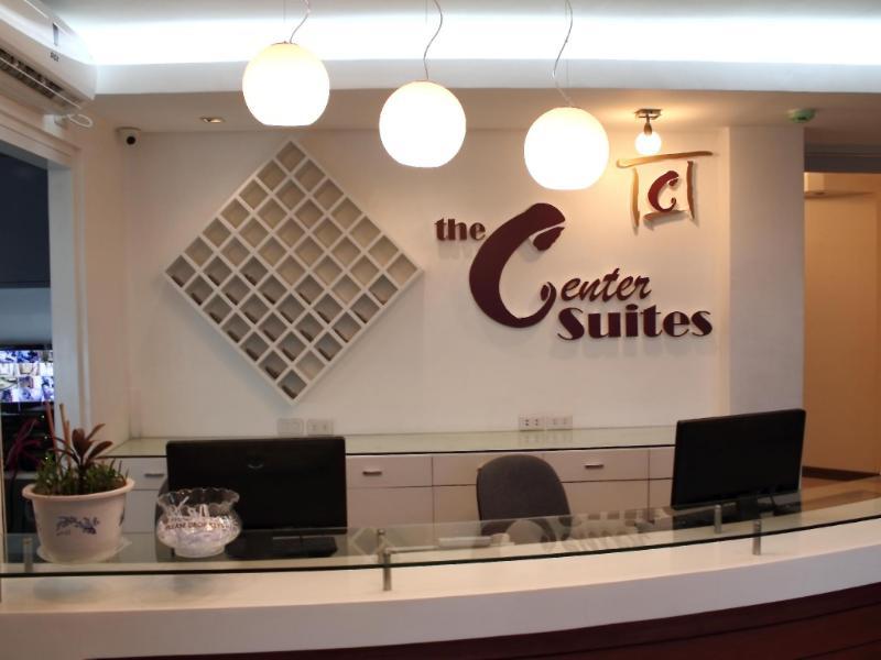 The Center Suites سيبو