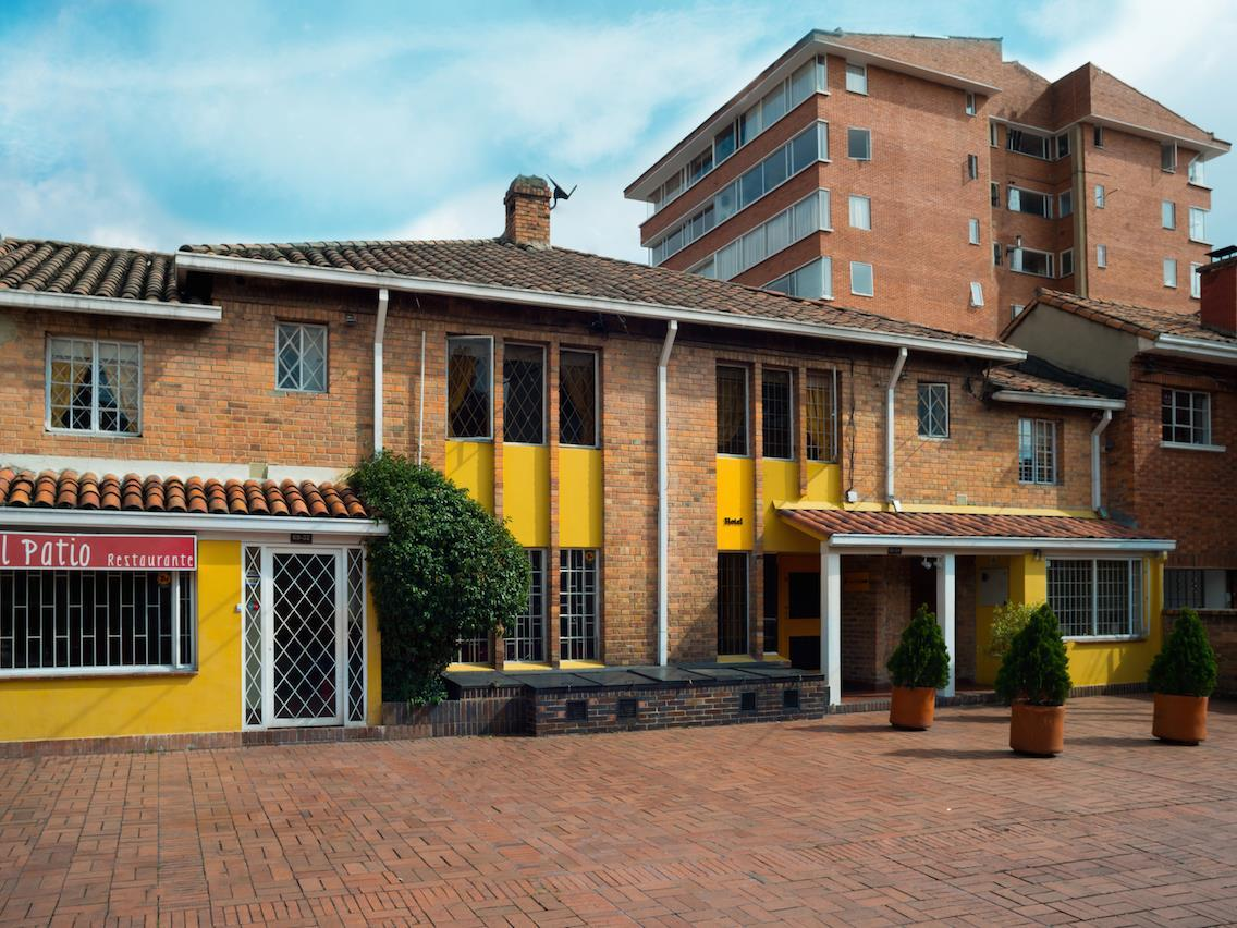 Hotel Casona del Patio - Hotels and Accommodation in Colombia, South America