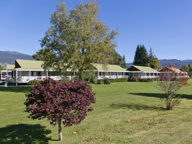 Turangi Bridge Motel - Hotels and Accommodation in New Zealand, Pacific Ocean And Australia