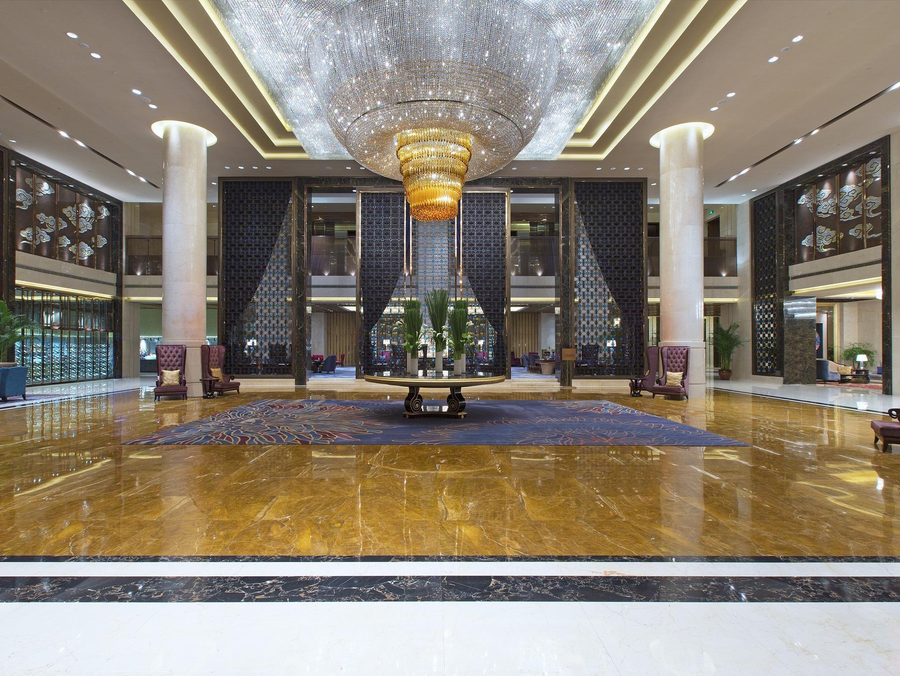 Taiyuan Wanda Vista Hotel - Taiyuan