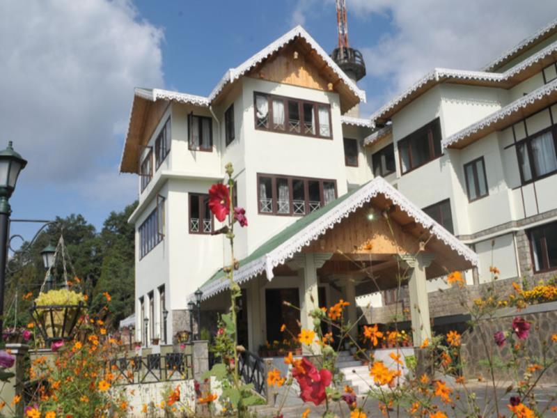Hotel Mount Siniolchu - Gangtok