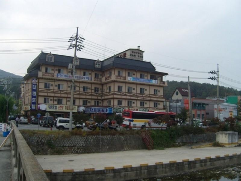 โรงแรม กู๊ดสเตย์ ซวนโบแดริม  (Goodstay Suanbo Daerim Hotel)