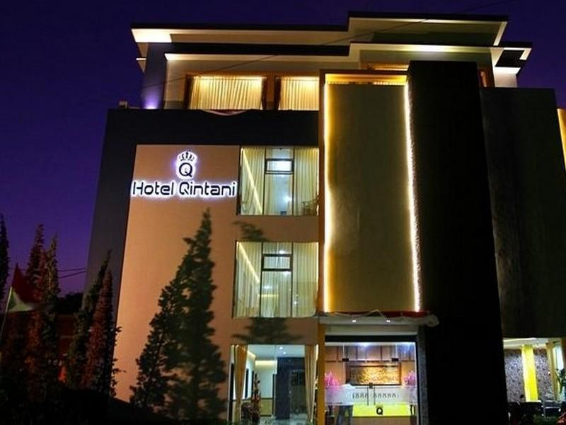Hotel Qintani - Hotels and Accommodation in Indonesia, Asia