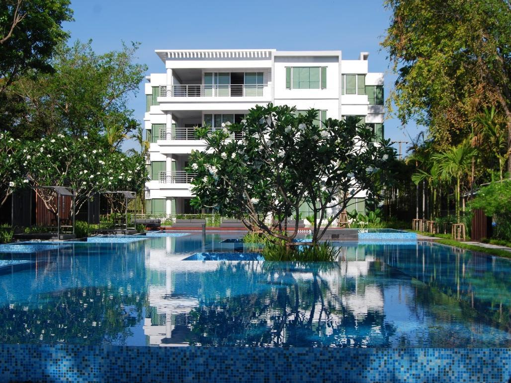 Baan San Dao Service Apartment - Hotels and Accommodation in Thailand, Asia