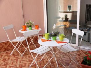 Accommodation Vaticano 84 Rome - Balcony/Terrace
