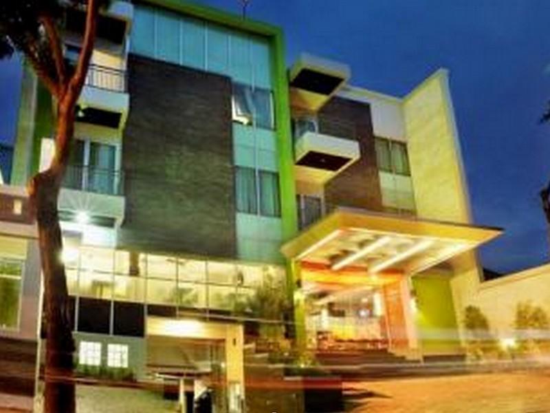 Bamboo Inn Hotel & Cafe Jakarta