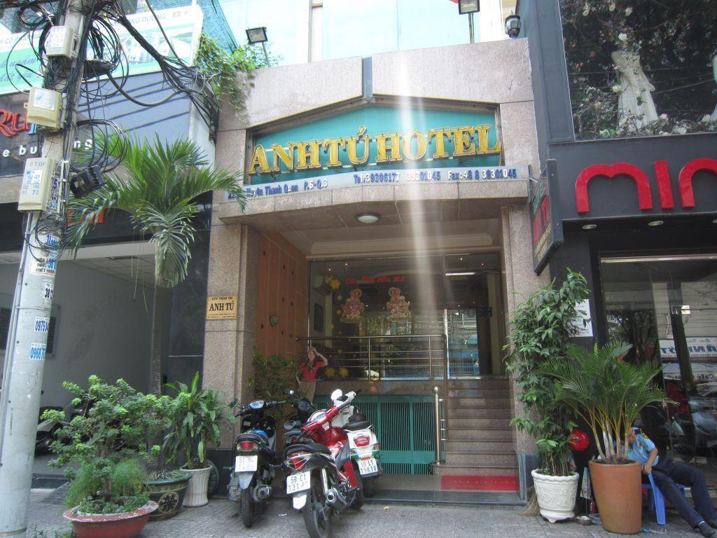 Anh Tu Hotel - Hotell och Boende i Vietnam , Ho Chi Minh City