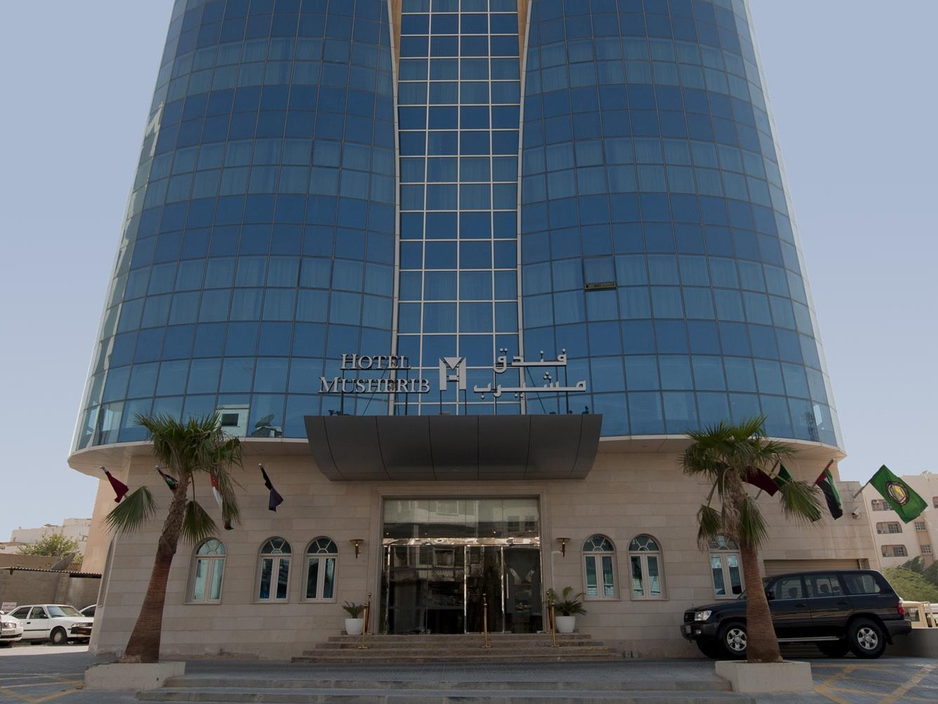 Musherib Hotel - Hotels and Accommodation in Qatar, Middle East