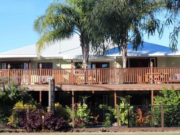 Hotell Beachside Barracks at Hervey Bay