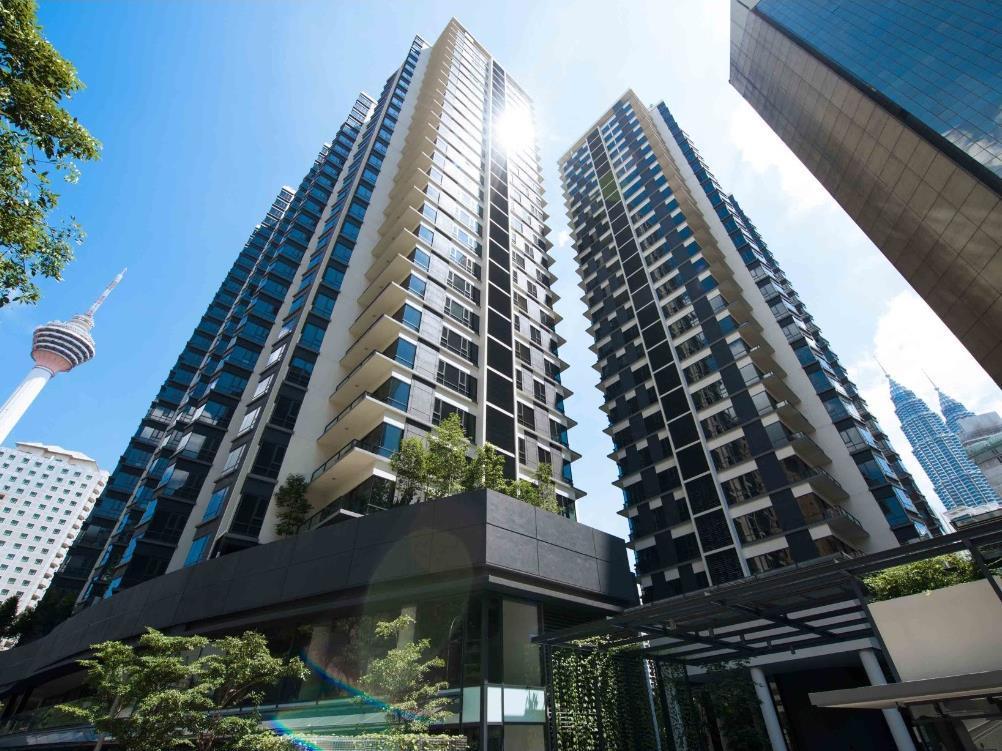 E & O Residences Kuala Lumpur - Hotels and Accommodation in Malaysia, Asia