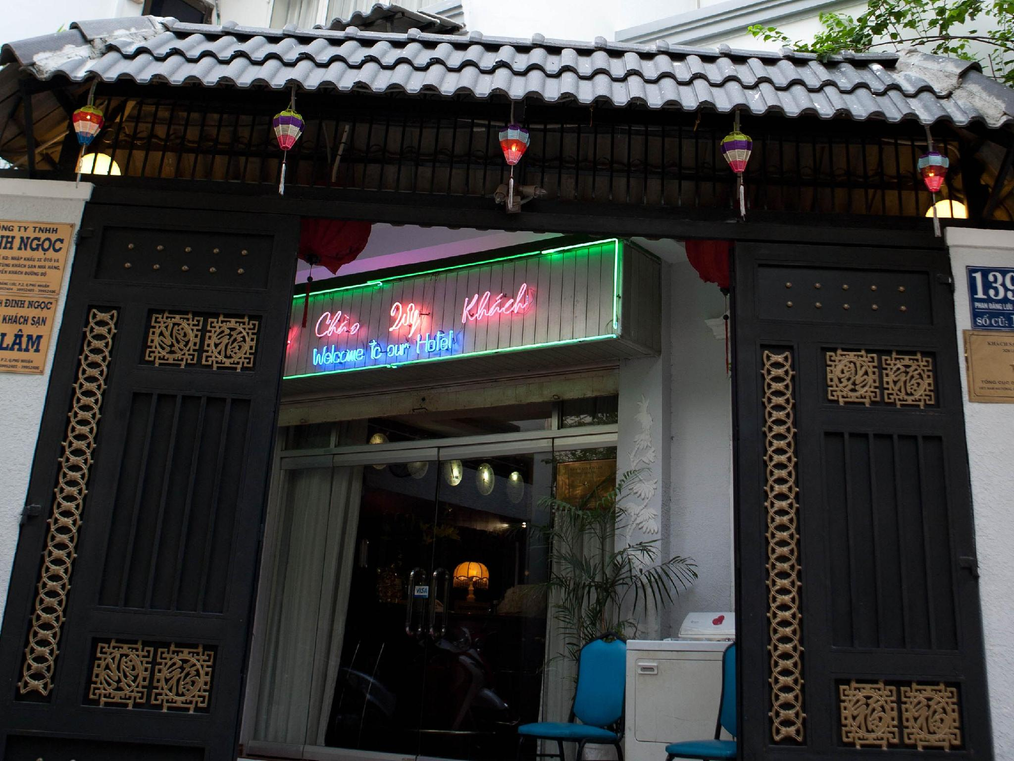 Son Lam Hotel - Hotell och Boende i Vietnam , Ho Chi Minh City