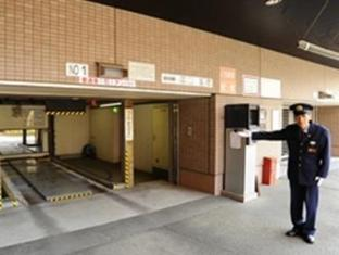 The Cresthotel Tachikawa Tokyo - Parking
