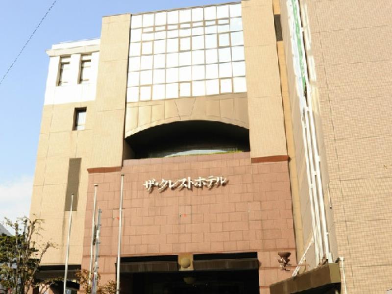 The Cresthotel Tachikawa Tokyo - main