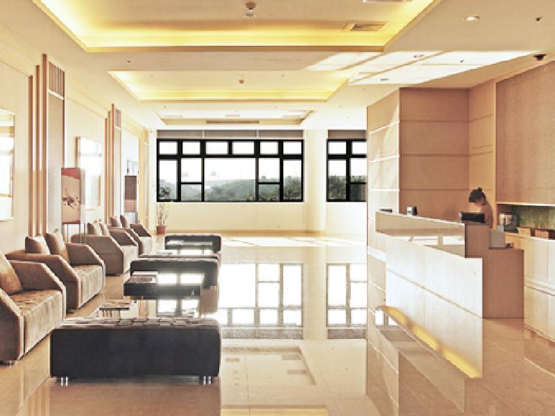 Sparty Resort Hotel Taipei - Lobby