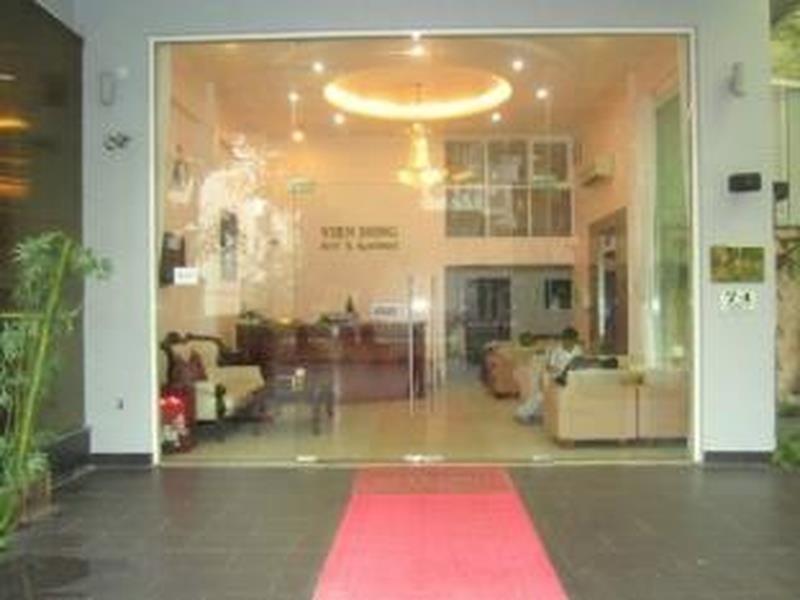 Lucky Star Hotel- Phu My Hung - Hotell och Boende i Vietnam , Ho Chi Minh City